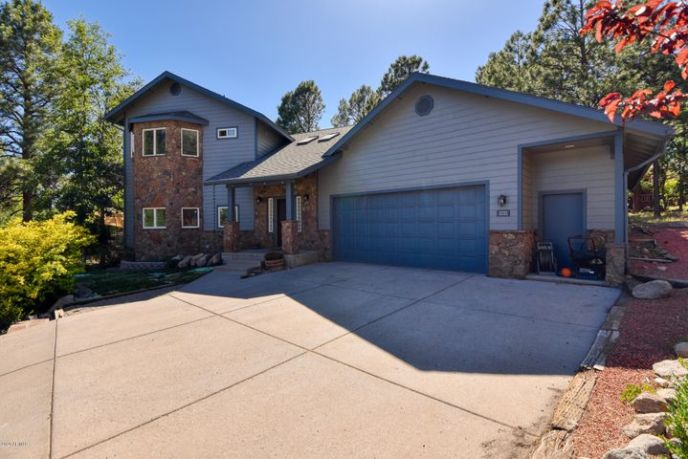 3721 N KINGSWOOD Way, Flagstaff, AZ 86004