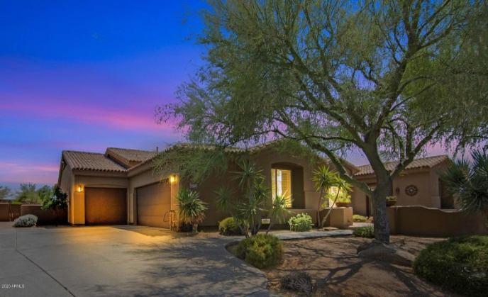 11547 E CAVEDALE Drive, Scottsdale, AZ 85262
