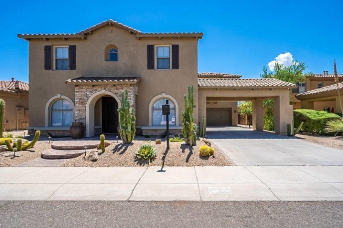 3545 E EXPEDITION Way, Phoenix, AZ 85050
