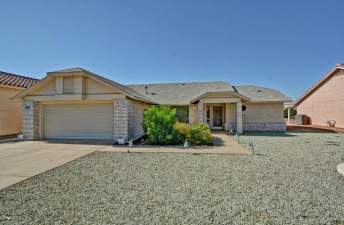 14821 W BLUE VERDE Drive, Sun City West, AZ 85375