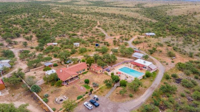 12050 S DESERT SANCTUARY Road, Benson, AZ 85602
