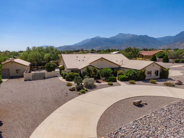Welcome to this beautiful home on a quiet street in the desired Mountain Shadows neighborhood