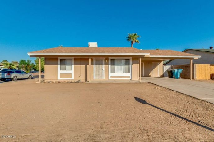 18029 N 34TH Avenue, Phoenix, AZ 85053