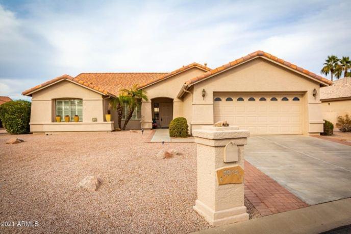 9914 E SUNBURST Drive, Sun Lakes, AZ 85248