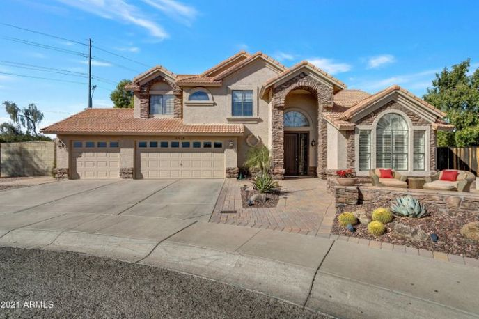 17632 N 56TH Place, Scottsdale, AZ 85254