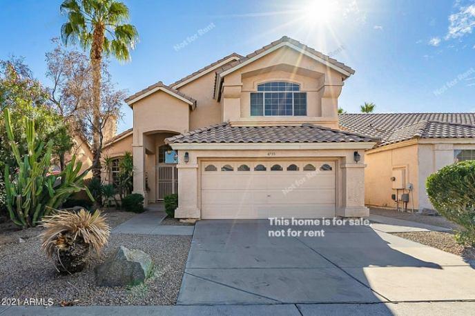 4755 E WHITE ASTER Street, Phoenix, AZ 85044