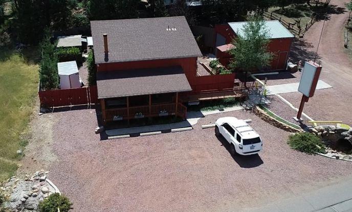 6261 W HARDSCRABBLE MESA Road, Pine, AZ 85544