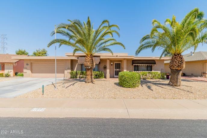 11072 W GULF HILLS Drive, Sun City, AZ 85351
