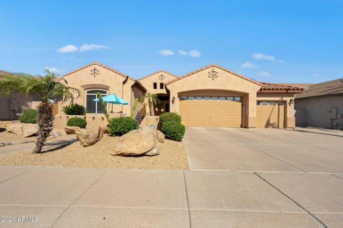 22139 N 80TH Drive, Peoria, AZ 85383