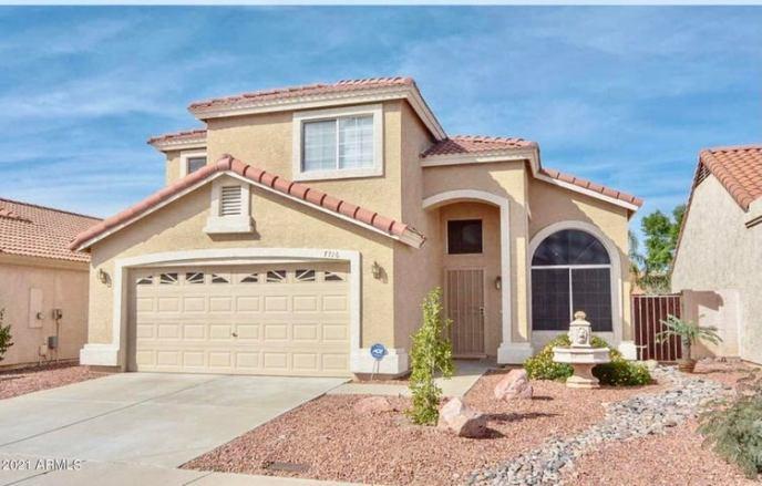 7716 W JULIE Drive, Glendale, AZ 85308