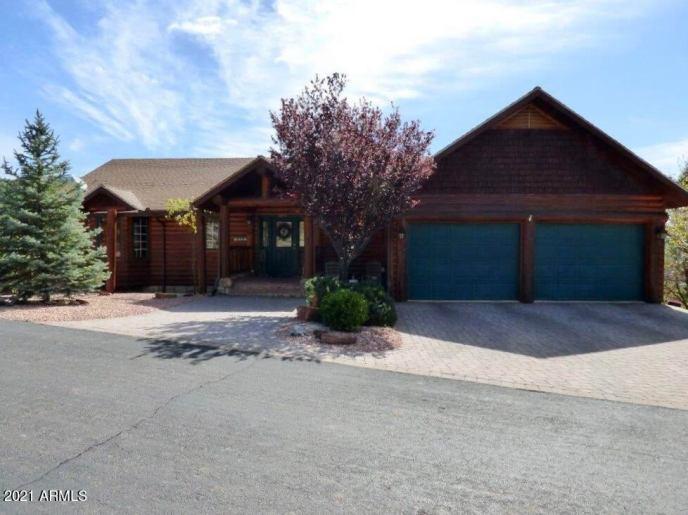 4393 N Preserve Drive, Pine, AZ 85544