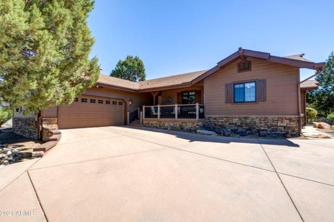 1413 MYERS Hollow, Prescott, AZ 86305