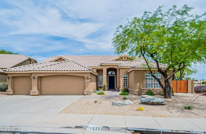 15231 S FOXTAIL Lane, Phoenix, AZ 85048