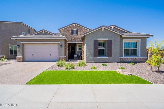 11883 W Morning Vista Drive, Peoria, AZ 85383