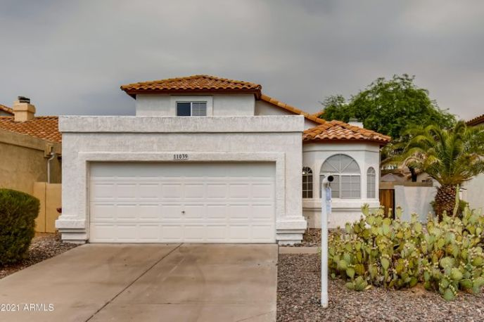 11039 N 111TH Place, Scottsdale, AZ 85259