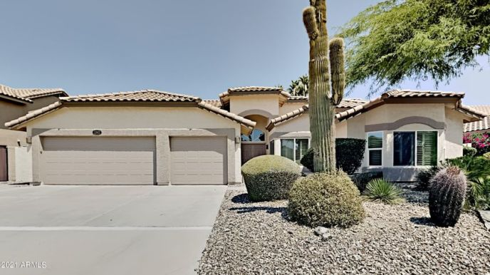 1362 W MUIRWOOD Drive, Phoenix, AZ 85045