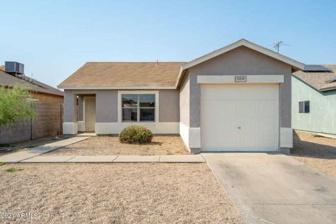 11810 W LARKSPUR Road, El Mirage, AZ 85335