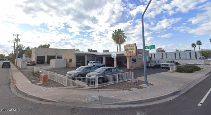 636 N COUNTRY CLUB Drive, Mesa, AZ 85201