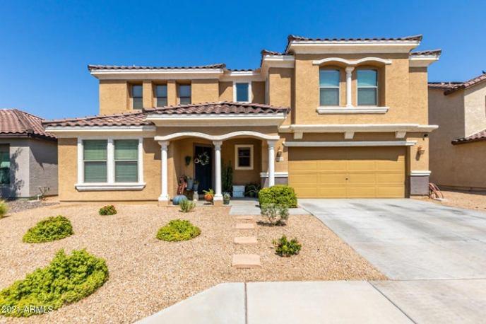 25560 W NANCY Lane, Buckeye, AZ 85326