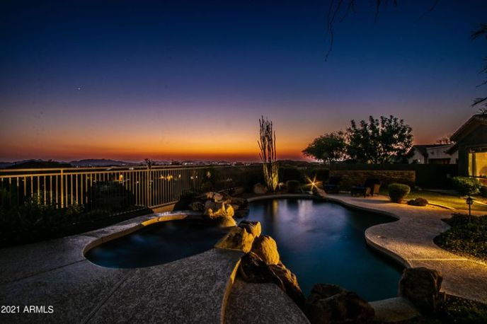 Yes, you can Enjoy AZ Sunsets Daily!