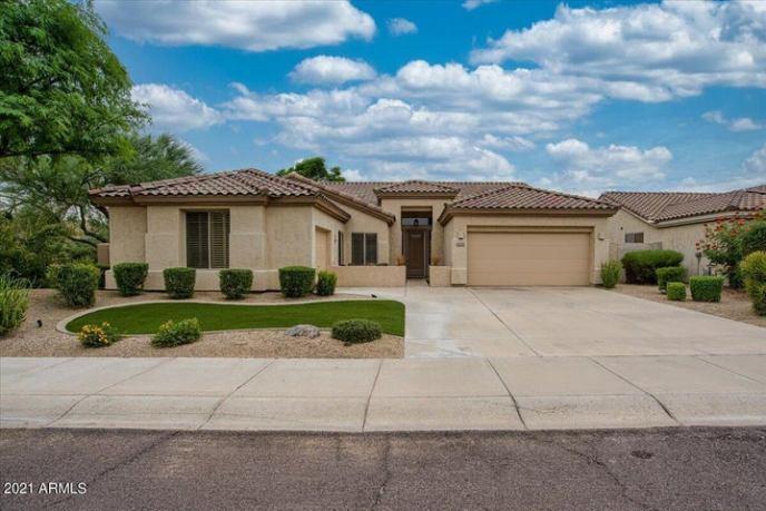 7331 E WING SHADOW Road, Scottsdale, AZ 85255