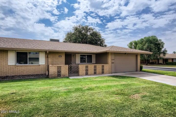 10202 W Pineridge Drive, Sun City, AZ 85351