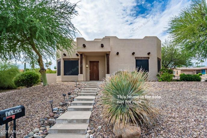 11420 N PINTO Drive, Fountain Hills, AZ 85268