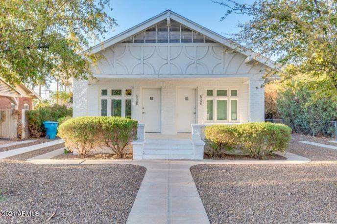 526 W CULVER Street, Phoenix, AZ 85003