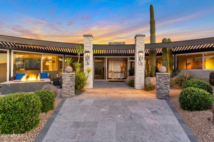 38205 N SOMBRERO Road, Carefree, AZ 85377