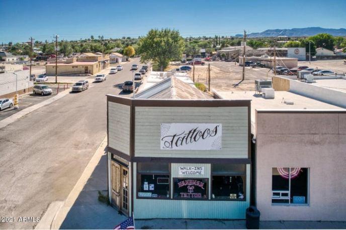 196 E 4TH Street, Benson, AZ 85602