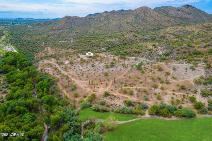 TWO SEPERATED PARCELS FOR TOTAL OF 11+ ACRES