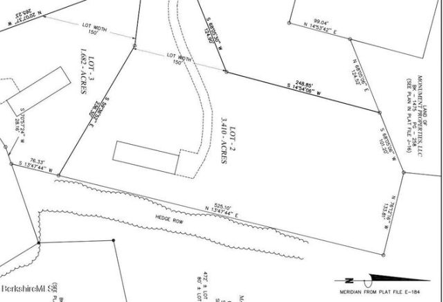 8 Van Deusenville Rd. Lot 2, Great Barrington, MA 01230
