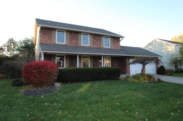 247 Baker Lake Drive, Westerville, OH 43081