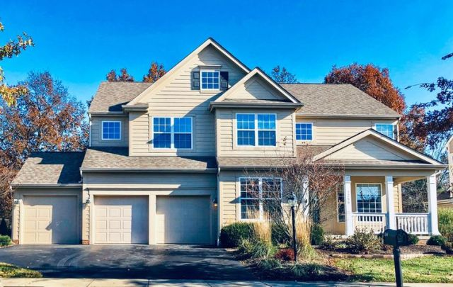7258 Upper Clarenton Drive S, New Albany, OH 43054