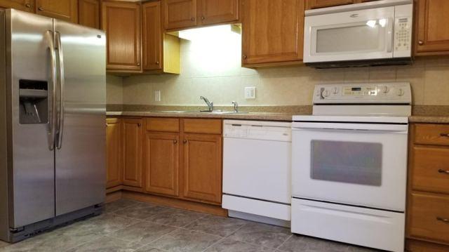Kitchen 5761 Hallridge Circle ColsOH 43232; 3 BR 1.5 Ba 1364 SF condo