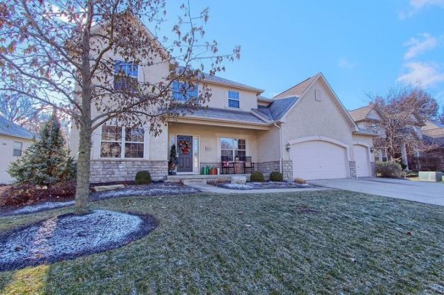 8682 Coldwater Drive, Powell, OH 43065