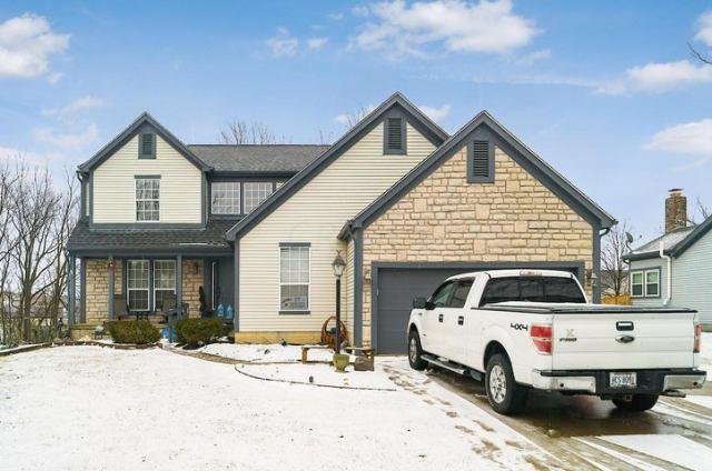 4668 Clayburn Drive E, Grove City, OH 43123