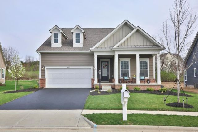 4547 Mcalister Park Drive, Westerville, OH 43082