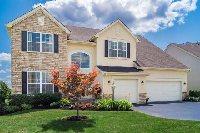 3995 Hickory Rock Drive, Powell, OH 43065