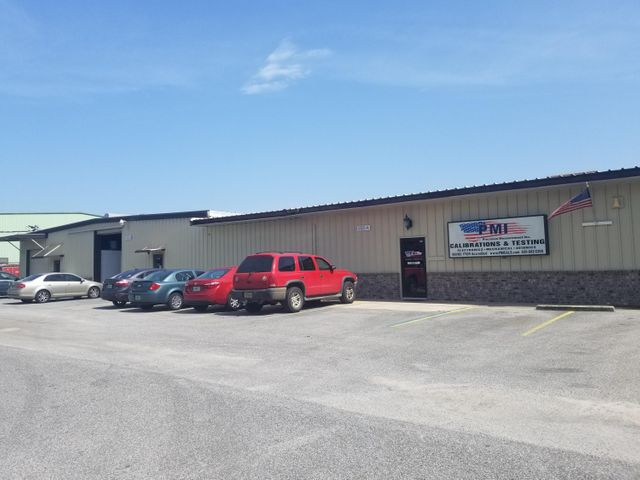 GREAT INCOME PRODUCING PROPERTY IN INDUSTRIAL PARK OF FWB. OFFICE AND FLEX/ WAREHOUSE SPACE. MOST OF THE UNITS ARE LEASED AND THE TENANTS HAVE BEEN THERE FOR A LONG TIME. THE CURRENT RENTS ARE BELOW THE MARKET, BUT THERE IS A POTENTIAL FOR INCREASES. TWO PARCELS ARE INCLUDED IN SALE: TOTAL OF 20,751 SQFT BUILDING ON 1 ACRE LOT.