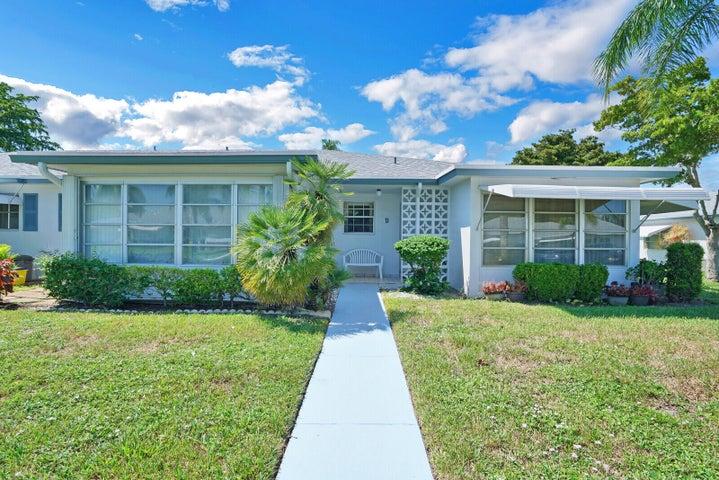 1192 S Drive Circle, D, Delray Beach, FL 33445