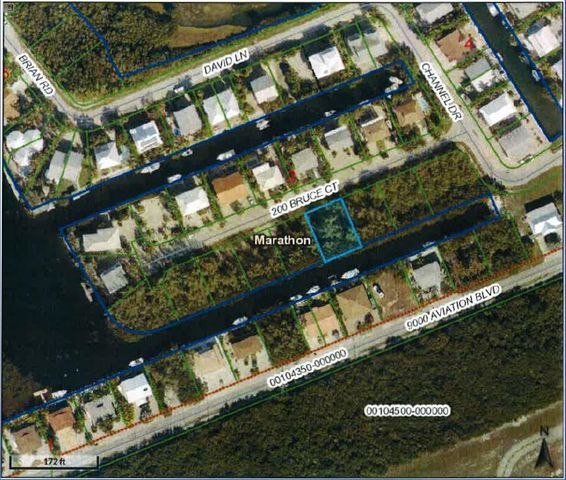 BK 2 LT 4 SEA-AIR ESTATES, Marathon, FL 33050