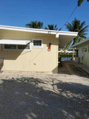 27 7Th Street, Key Colony, FL 33051