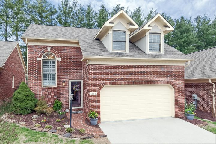 Stunning All Brick Traditional Home