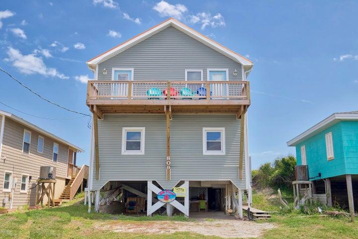 809 N Anderson Boulevard, Topsail Beach, NC 28445