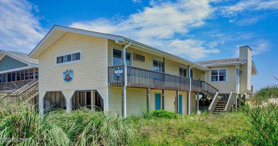 1413 Ocean Boulevard, Topsail Beach, NC 28445