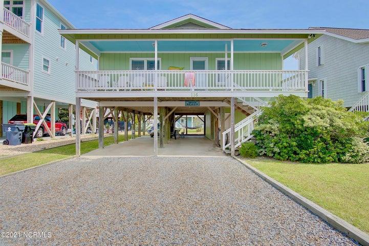 116 Sunshine Lane, Holden Beach, NC 28462