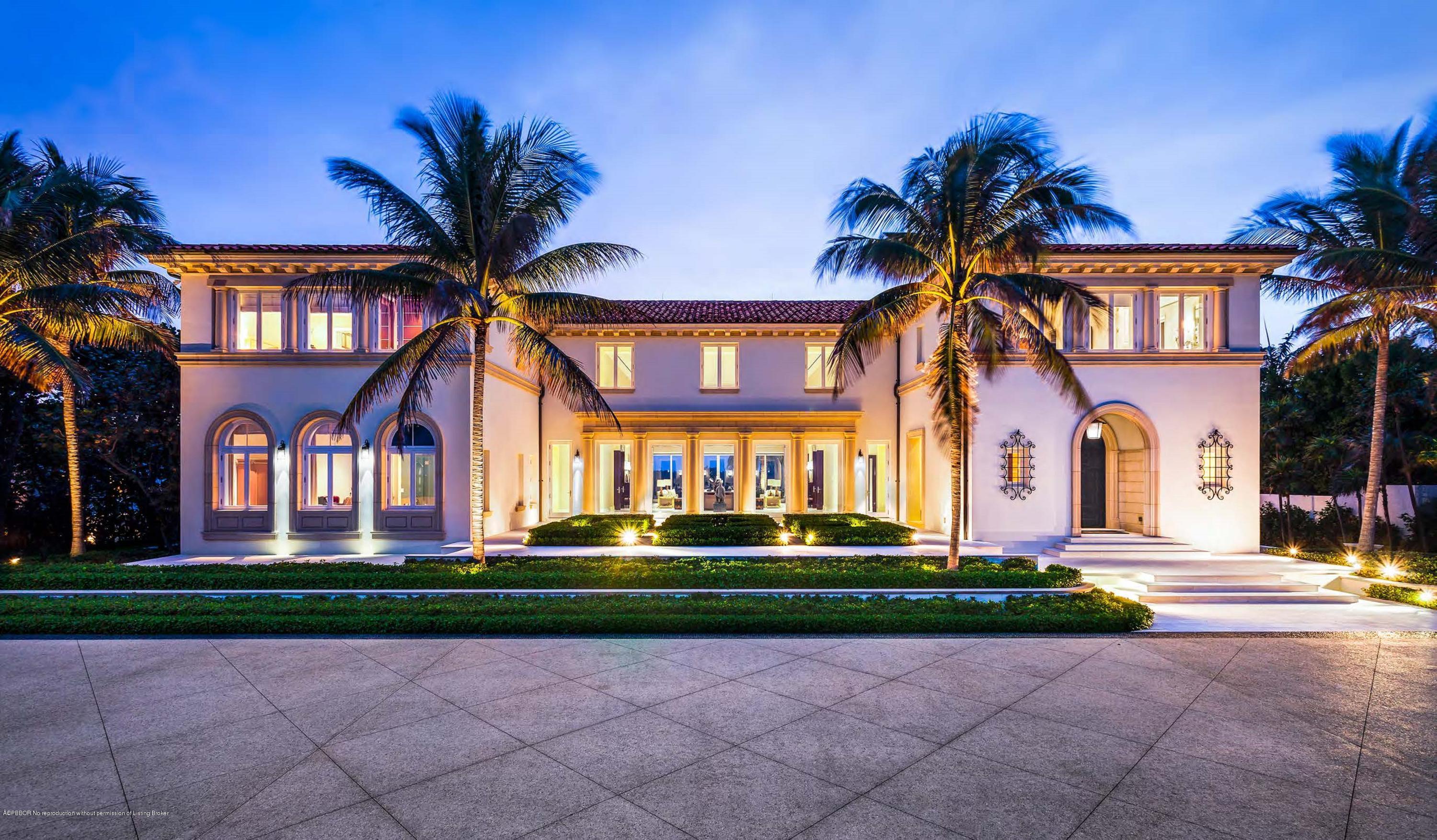 1744 S Ocean Boulevard Palm Beach FL 33480 Sothebys