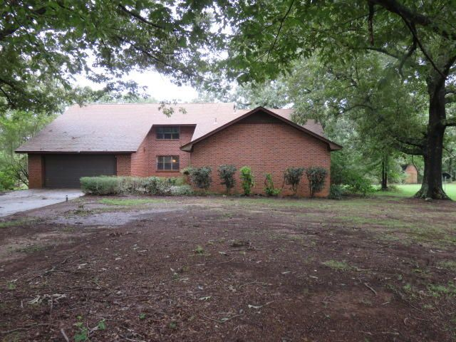 ANNOUNCING RIVER FRONT/ LAKE DARDANELLE PROPERTY with a PARK-LIKE SETTING, PICNIC AREA- ABOVE THE RIVER. Unparalleled slice of Arkansas Paradise!   Could become your RIVERSIDE RETREAT or DYNAMIC DWELLING! Family room, living room, formal dining room, screened porch. Spacious kitchen has a large island, breakfast nook. There are built ins and fireplaces throughout.  Upper level has 2 large bedrooms, open sitting area. Basement has a fireplace-works as a storm shelter. Restore to its original, stunning presence with a few improvements! Please leave lights on-- as you found them-- when you entered the dwelling.