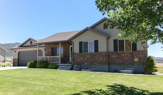 2026 E Saddleback View (4900 N.) DR, Enoch, UT 84721